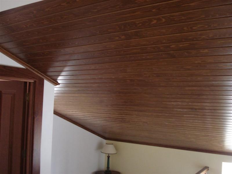 Techos De Madera Interiores Decoracin Del Hogar Prosalocom