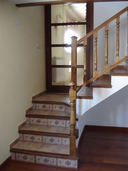 Carpinter a t rtola escaleras y suelos - Escaleras para duplex ...